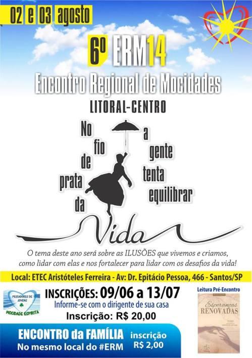 cartaz ERM14